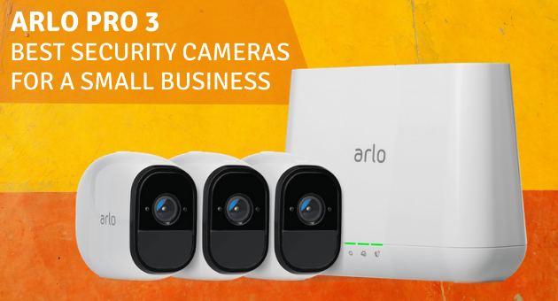The Best Security Camera for Small Business