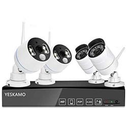 YESKAMO Wireless Security Camera