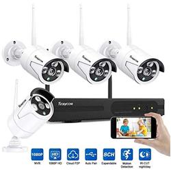 Rraycom Wireless Security Camera