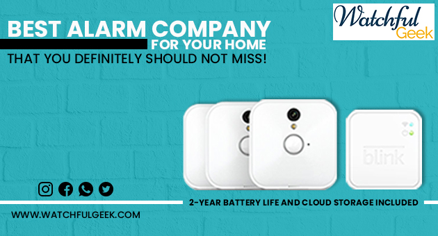 Best Alarm Company for Your Home that You Definitely Should Not Miss!