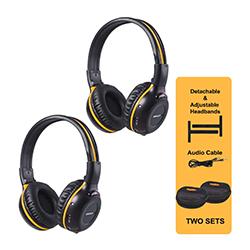 SIMOLIO IR Headphones