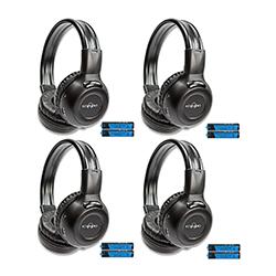 KeyAudio IR Headphones