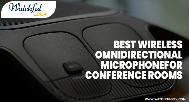 Best Wireless Omnidirectional Microphone for Conference Rooms