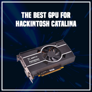 The Best GPU for Hackintosh Catalina